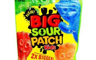 Save $0.50 off (1) Sour Patch Kids Candy Coupon