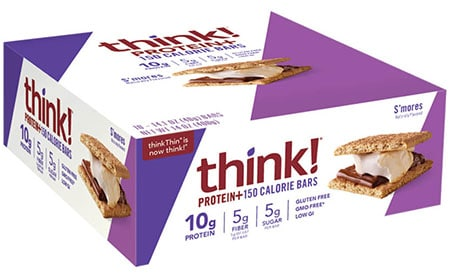 Save $1.00 off (2) Think! Protein+ Calorie Bar Multipack Coupon