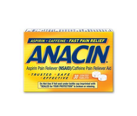 Save $1.00 off (1) Anacin Pain Reliever Tablets Coupon