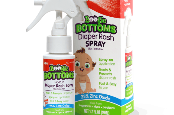 Save $2.00 off (1) Boogie Bottoms Diaper Rash Spray Coupon
