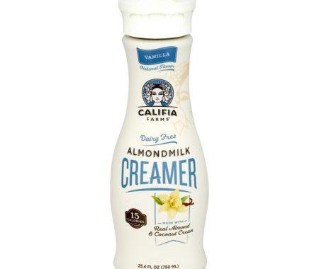 Save $1.00 off (1) Califia Farms Dairy Free Creamer Coupon