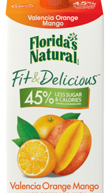 Save $1.00 off (1) Floridas Natural Fit & Delicious Coupon