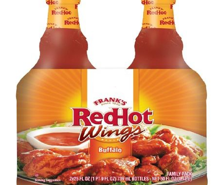 Save $1.00 off (1) Frank's RedHot Buffalo Wings Coupon