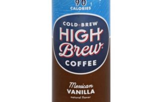Save $0.50 off (1) High Brew Coffee in Can Coupon
