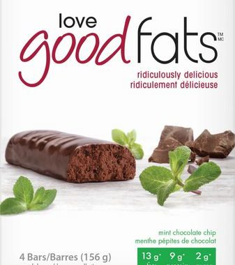 Buy (1) Get (1) FREE Love Good Fats Snack Bars Coupon