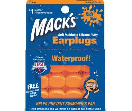 Save $0.50 off (1) Mack's Pillow Soft Ear Plugs Coupon
