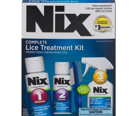 Save $2.00 off (1) Nix Head Lice Treatment Coupon