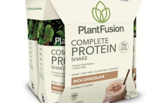 Save $2.00 off (1) Plantfusion Complete Protein Shake Coupon