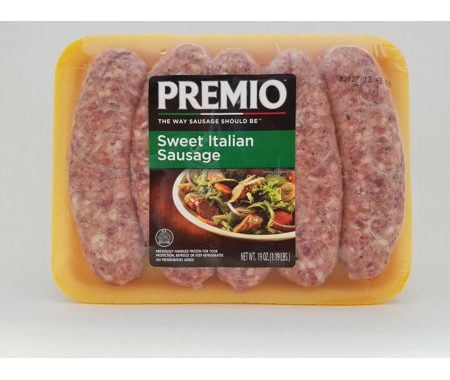 Save $0.55 off (1) Premio Sweet Italian Sausage Coupon