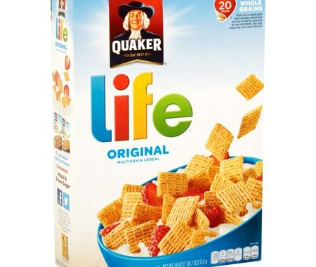 Save $1.00 off (1) Quaker Life Multigrain Cereal Coupon