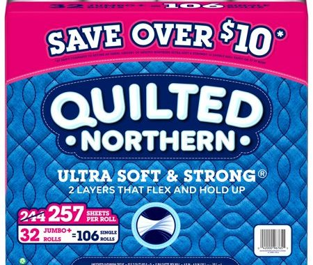 Save $3.00 off (1) Quilted Northern Ultra Soft & Strong Coupon