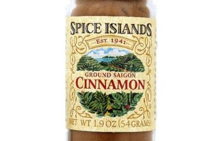 Save $1.50 off (2) Spice Islands Cinnamon Coupon