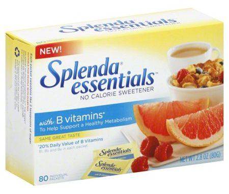 Save $1.00 off (1) Splenda Essentials Sweetener Coupon