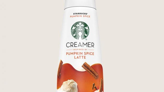 Save $0.50 off (1) Starbucks Coffee Creamer Printable Coupon