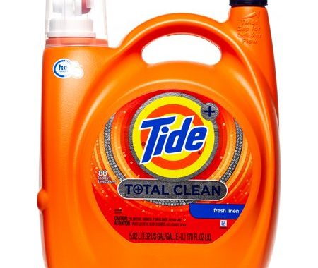 Save $3.00 off (1) Tide Plus Total Clean Laundry Detergent Coupon