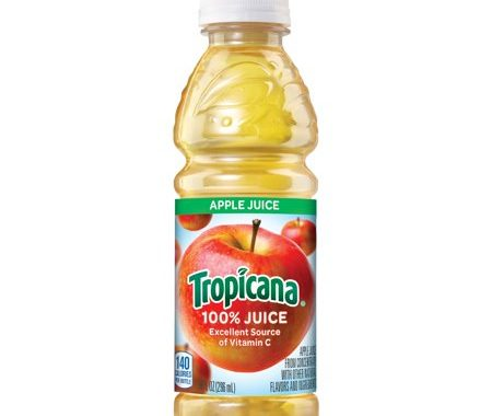 Save $1.00 off (1) Tropicana Apple Juice (24-Pack) Coupon