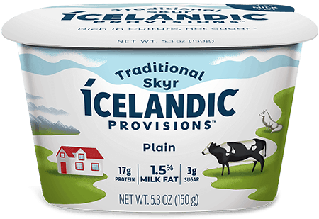 Save $1.00 off (2) Icelandic Provisions Skyr Coupon