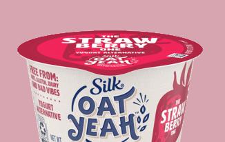 Save $0.75 off (1) Silk Oat Yeah Yogurt Printable Coupon