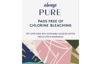 Save $3.00 off (2) Always Pure Feminine Pads Coupon