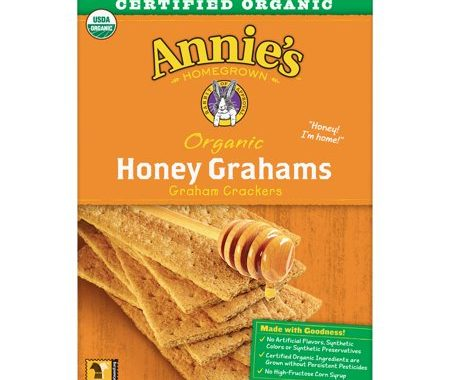 Save $1.00 off (1) Annie's Graham Crackers Coupon