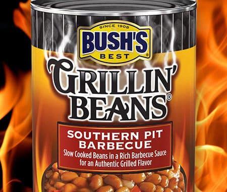 Save $1.00 off (3) Bush's Beans Grillin' Beans Coupon