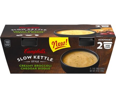 Save $1.00 off (2) Campbell's Slow Kettle Soup Coupon