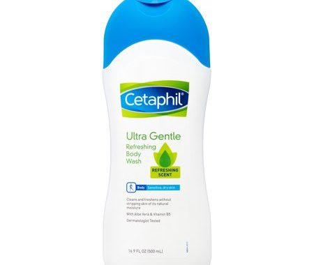 Save $3.00 off (1) Cetaphil Ultra Gentle Refreshing Body Wash Coupon