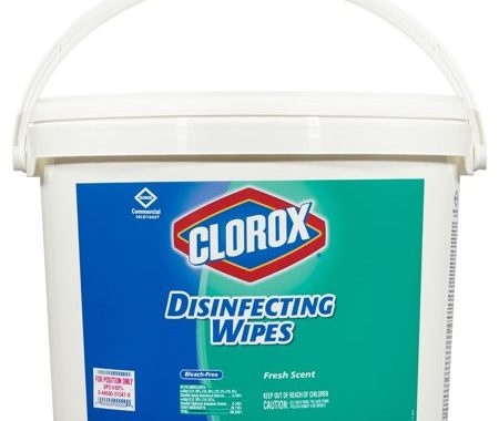Save $5.00 off (1) Clorox Disinfecting Wipes Fresh Scent Bucket Coupon