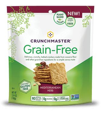 Save $1.00 off (1) Crunchmaster Grain Free Printable Coupon
