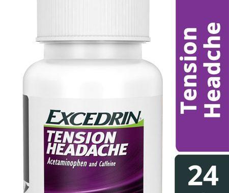 Save $1.00 off (1) Excedrin Tension Headache Aspirin Coupon