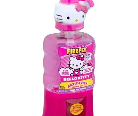 Save $0.75 off any (1) Firefly Pump Rinse Coupon