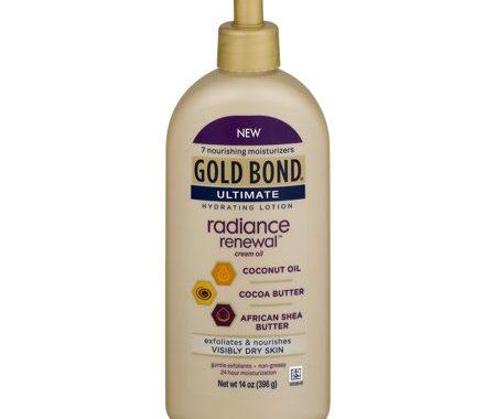 Save $1.50 off (1) Gold Bond Ultimate Radiance Renewal Coupon