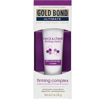Save $3.00 off (1) Gold Bond Ultimate Neck & Chest Cream Coupon