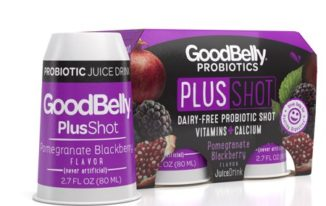 Save $1.00 off (1) Goodbelly Probiotics Shot Coupon
