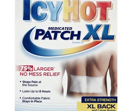 Save $1.00 off (1) ICY HOT Medicated Patch Printable Coupon