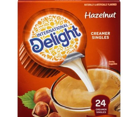 Save $1.00 off (1) International Delight Hazelnut Creamers Coupon