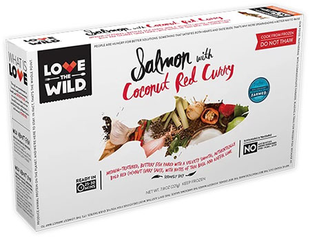 Save $2.00 off (1) Love The Wild Frozen Fish Coupon