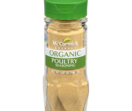 Save $1.50 off (1) McCormick Organic Spice Printable Coupon