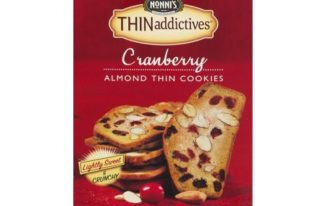 Save $1.50 off (1) Nonni's Thin Addictives Coupon