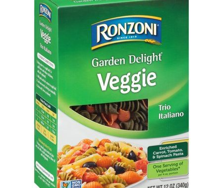 Save $0.20 off (1) Ronzoni Garden Delight Coupon
