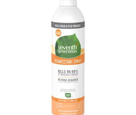 Save $1.25 off (1) Seventh Generation Disinfectant Printable Coupon