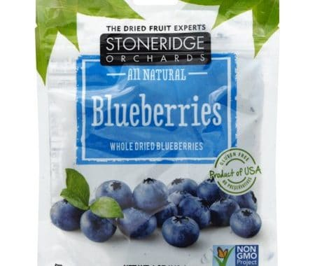 Save $1.00 off (1) Stoneridge Orchards Dried Fruit Coupon