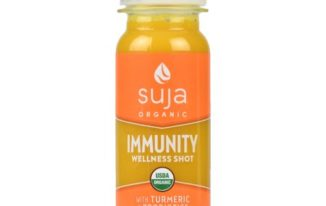 Save $0.75 off (1) Suja Organic Immunity Wellness Shot Coupon