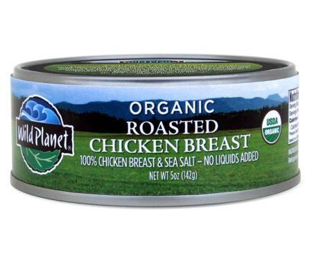 Save $1.00 off (1) Wild Planet Canned Chicken Coupon