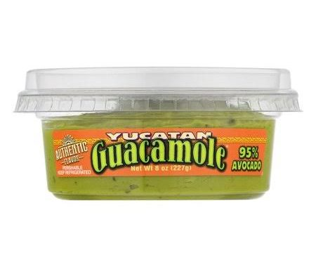 Save $1.75 off (1) Yucatan Authentic Guacamole Coupon