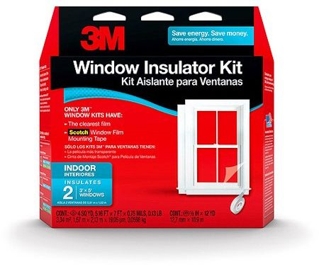 Save $2.00 off (1) 3M Window Insulator Kit Coupon