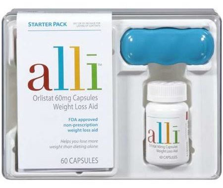 Save $5.00 off (1) Alli Weight Loss Starter Pack Coupon