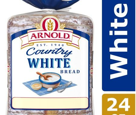 Save $0.50 off (1) Arnold Country White Bread Coupon