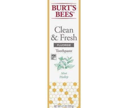 Save $1.00 off (1) Burt's Bees Adult Toothpaste Coupon