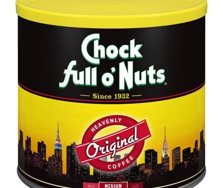 Save $2.50 off (1) Chock full o' Nuts Coffee Coupon